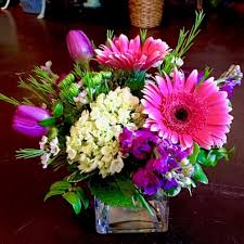 florist in tulsa flower delivery a gerber cube arrangement featuring the best flowers we have