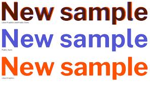 Design System E 900 Font Free Download Public Sans Font Free By U S Web Design System Font Squirrel