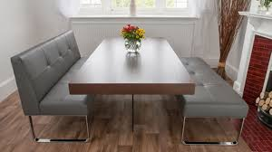 dining room table with upholstered bench. Upholstered Dining Bench With Back Reference To Red Room Decoration Table N