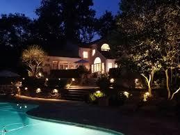 outdoor lighting in bergen county garden state