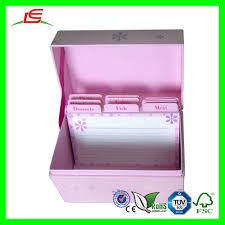 Decorative Recipe Box D100 Decorative Handmade Paper Mache Recipe Box Buy Recipe Box 30
