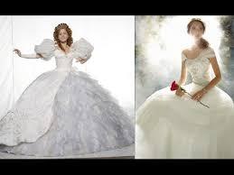disney princess wedding dresses youtube