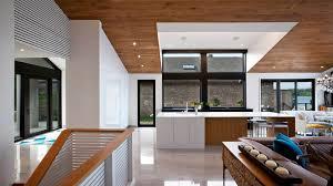 White Kitchen Open Concept Arch Tiarramonet