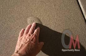 painting concrete behr granite grip
