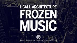 i call architecture frozen johann wolfgang von goethe