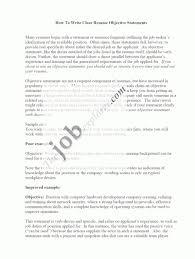 100 Resume Networking Sample Objectives Sample Professor Resume