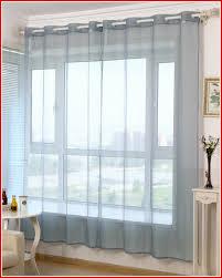 Vorhang Fenster 53817 Gardinen Store Taupe Spitze Weiß Schal Für