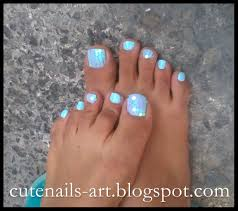 Summer Nail Art TumblrNailnailsart. Blue Acrylic Nails Tumblr ...