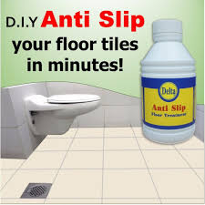 anti slip floor treatment slippery floor tile solution non slip solution anti skid prevent slip and fall accidents non slip toilet bathroom floor
