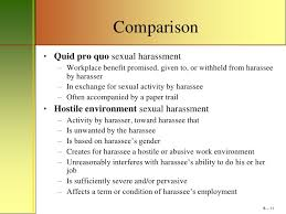 mm chapter sexual harassment power point outline  11