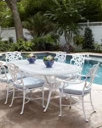 outdoor dining table and chairs. Brown Jordan Day Lily Round Outdoor Dining Table Outdoor Dining Table And Chairs