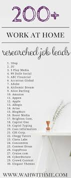 best online earning ideas earn money from home  work at home jobs directory over 200 companies