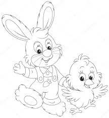 ウサギやひよこ ストックベクター Alexbannykh 103521854