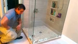 Master Shower Design Ideas Master Shower Remodeling Design Ideas