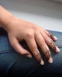 Henna Tetování Motivy Tetování A Vzory Tetování Tattoo