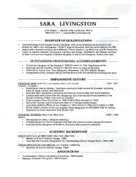 Assistant Designer Resume Interior Designer Resumes Things Every Design Assistant Should Know