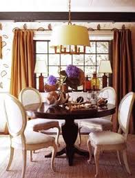south s decorating 30 beautiful dining rooms of every style orange dining room