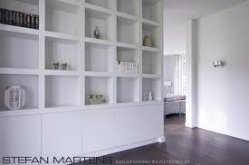 Kamerontwerp Woonkamers Woonkamer Wandkast Design Kasten Moderne