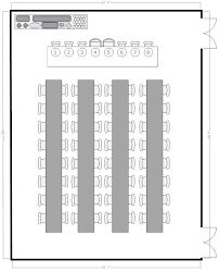 Office Seating Chart Template Banquet Seating Chart In 2019 Seating Chart Template