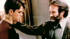 the bourne identity review movie hollywood reporter matt damon and robin williams in 1997 s good will hunting