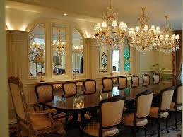 Small Picture Fancy Dining Room Home Interior Design Ideas