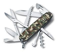 <b>Нож перочинный</b> Victorinox <b>Huntsman</b> (1.3713.94) <b>91 мм</b> 15 функци