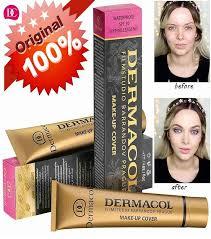 dermacol makeup cover foundation 222
