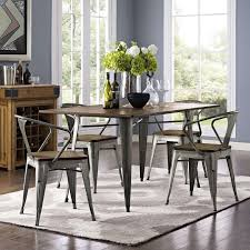 vintage kitchen furniture. Modway Promenade Bamboo Coated Steel Dining Chair Set Of 4 Scheme Vintage Kitchen Table And Furniture C