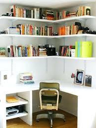 home office shelving ideas. Best Desk Shelf Ideas About Home Office Shelves On Decor Bookshelf Shelving