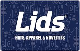 LIDS Gift Card