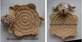 Free Crochet Dog Patterns Adorable Quirky Crocheted Dog Coaster [FREE Crochet Pattern Video Tutorial]