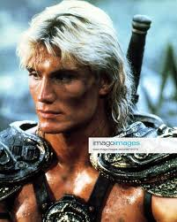 Stockfoto dolph lundgren characters he man film masters