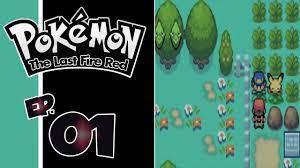 Pokemon The Last Fire Red Download, Informations & Media - Pokemon GBA ROM  Hacks