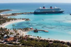 most of the cruises will feature a stop at disney s exclusive castaway cay a private island for cruise guests and a variety of tropical destinations
