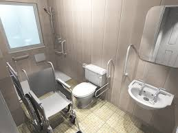 HandicapAccessible Bathroom Designs HandicappedBathroomTips - Handicap accessible bathroom floor plans