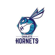 nba logo redesign charlotte hornets on behance