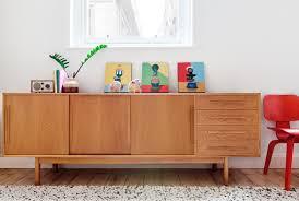 midcenturymoderncredenza  interior design ideas