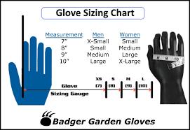 Large Gloves Size Chart Faqs Honey Badger Gloves