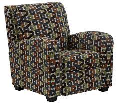 Halle Reclining Chair in Gemstone in Gemstone by Jackson Home