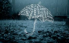 Rain Quotes Custom Romantic Quotes Rainy Weather Quotes