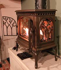 our professional fireplace technicians install and service gas burning stoves in milwaukee kenosha lake geneva janesville greendale waterford