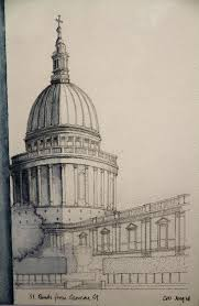 architectural hand drawings. Chris Wilkinson Of Eyre Is Another Architect To Have Publicly Defended The Importance Sketching Architectural Hand Drawings