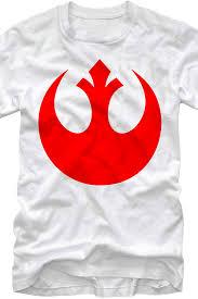 Rebel Alliance Logo Star Wars T-Shirt