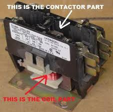 noise in the contactor relay in my a c unit outside doityourself attached images
