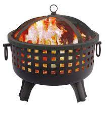 Landmann 26364 23 1 2 Inch Savannah Garden Light Fire Pit Review And Testing