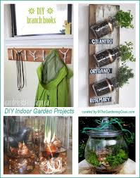spruce up your indoor space with one of these easy diy garden projects