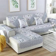 fl printing cloth sofa cover