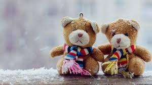 Desktop Wallpaper Cute Teddy Bear ...