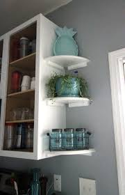 Corner Shelving For Kitchen