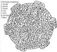 Coloriage Magique 8 Ans Superbe Coloriage Magique Dessins Imprimer